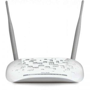 מודם ראוטר משולב TP-LINK TD-W8961ND 300Mbps Wireless N ADSL2+ Modem Router
