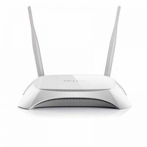 נתב אלחוטי TP-LINK TL-MR3420 300Mbps 3G/4G Wireless N Router + סלולארי