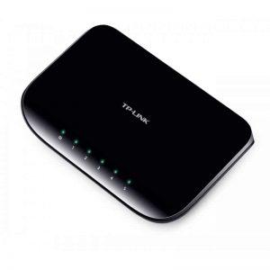 מתג שולחני TP-LINK TL-SG1005D 5-Port Gigabit Desktop Switch