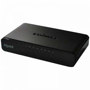 מתג שולחני EDIMAX ES-5800G 8-Port Gigabit Desktop Switch