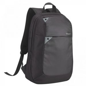 "תיק גב - Targus Intellect 15.6"" Laptop Backpack - Black/Grey"