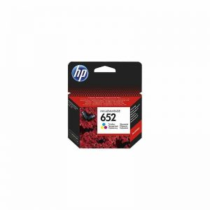 HP 652 Tri-color Original Ink Advantage Cartridge