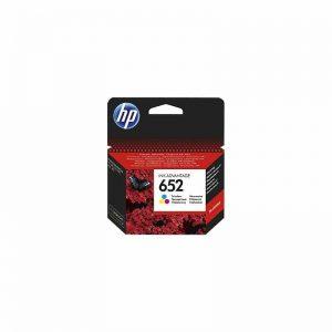 HP 652 Tri-color Original Ink Advantage Cartridge