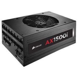 Corsair AX1500i 1500W 80+ Titanium Fully-Modular ATX PSU
