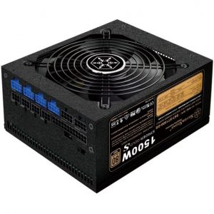 SILVERSTONE ST1500-GS 1500W 80 PLUS GOLD Certified Active PFC Power Supply