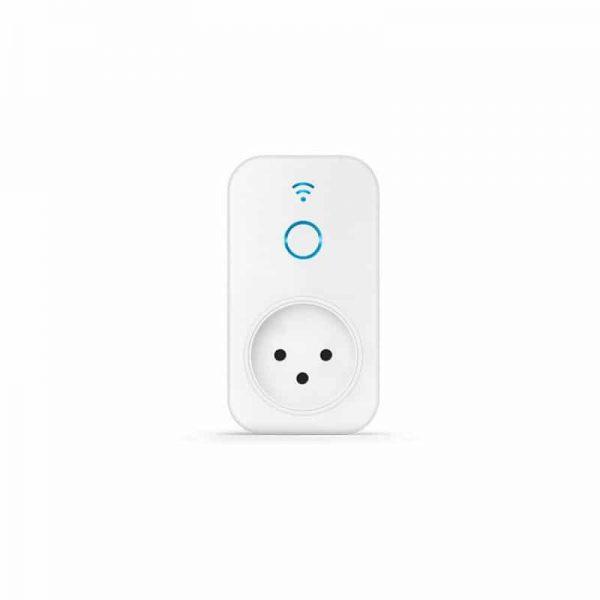 שקע ביתי חכם בעל חיבור WIFI ואפשרות שליטה באמצעות אפליקציה