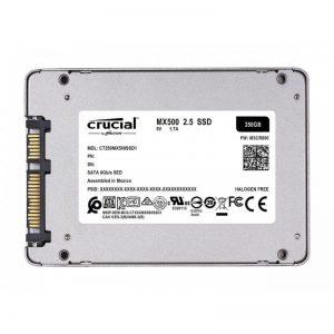 """Crucial MX500 2.5"""" 250GB SATA III 3D NAND Internal Solid State Drive (SSD) CT250MX500SSD1"""