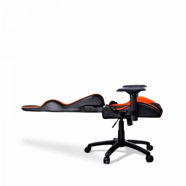 COUGAR Armor Gaming Chair (Black and Orange)