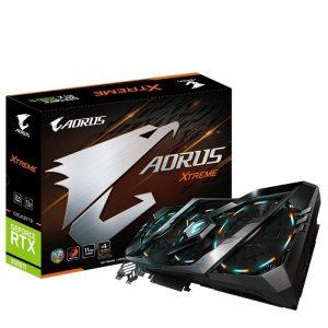 AORUS GeForce RTX™ 2080 Ti XTREME 11G GV-N208TAORUS X-11GC