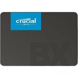 "Crucial BX500 2.5"" 480GB SATA III 3D NAND Internal Solid State Drive (SSD) CT480BX500SSD1"