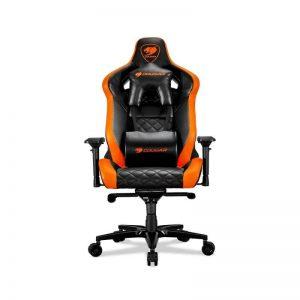 COUGAR Armor Titan - Gaming Chair Black and Orange