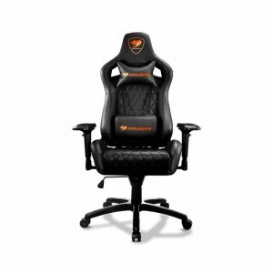 COUGAR Armor-S Gaming Chair Black