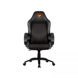 COUGAR Fusion Gaming Chair Black