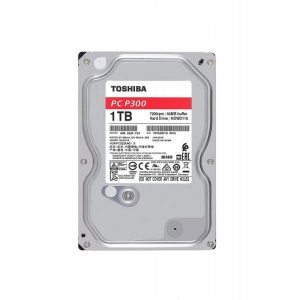 "Toshiba P300 1TB 7200RPM 3.5"" SATA HDD 'Bulk' HDWD110UZSVA"