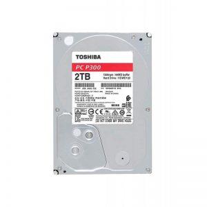 "Toshiba P300 2TB 7200RPM 3.5"" SATA HDD 'Bulk' HDWD120UZSVA"