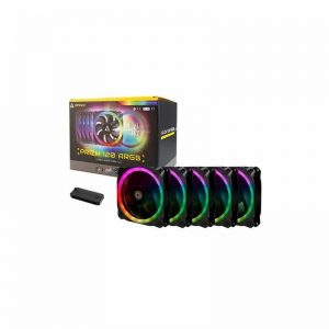 ANTEC Prizm 120 ARGB 5+C 5 in 1 pack with fan controller