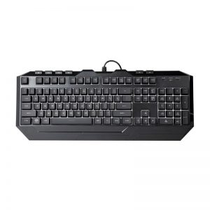 Cooler Master Devastator 3 Gaming Combo with RGB Keyboard and Mouse Featuring Seven Different LED Color Options