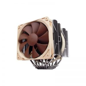 Noctua NH-D14, Premium CPU Cooler with Dual NF-P14 and NF-P12 Fans