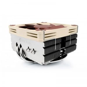 Noctua NH-L9x65 SE-AM4 Premium-Grade Low-Profile CPU Cooler for AMD AM4