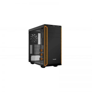 be quiet! Pure Base 600 Window Orange Case by be quiet!