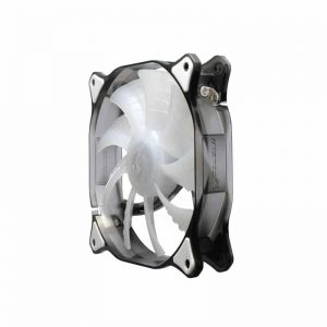 COUGAR 12CM CFD LED Hydraulic (Liquid) Bearing Ultra Silent Fan 1200RPM, 64.4CFM, 16.6dBA