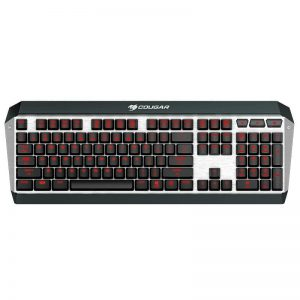 Cougar Attack X3 Mechanical Gaming Keyboard - Cherry MX Red - Backlight