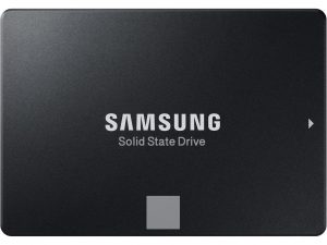 "SAMSUNG 860 EVO Series 2.5"" 2TB SATA III 3D NAND Internal Solid State Drive (SSD)"
