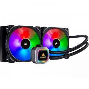 CORSAIR Hydro Series, H115i RGB PLATINUM, 280mm, 2 X ML PRO 140mm RGB PWM Fans CW-9060038-WW