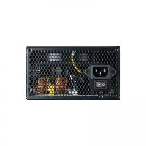 Cooler Master MWE Gold 650 Watt Fully Modular, Compact, Silent Fan 80 PLUS Gold Power Supply