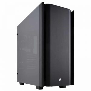 Corsair Obsidian 500D Black Aluminum / Tempered Glass ATX Mid Tower Computer Case