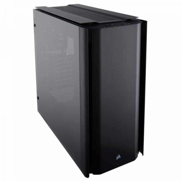 Corsair Obsidian 500D Black Aluminum / Tempered Glass ATX Mid Tower Computer Case