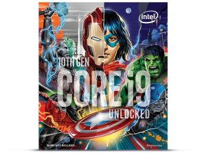 מעבד Intel Core i9-10850KA Comet Lake Box